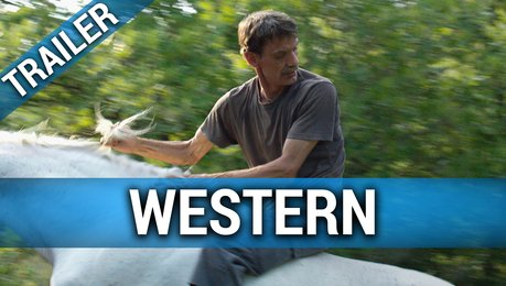 Western - Trailer Deutsch Poster