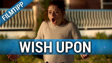 Wish Upon - Filmtipp Poster
