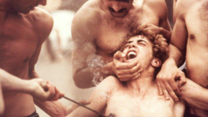 Der König der Löwen - Ohnmacht und Übelkeitsanfälle: Diese 10 Skandalfilme haben ihre Zuschauer fertig gemacht (#9) Poster