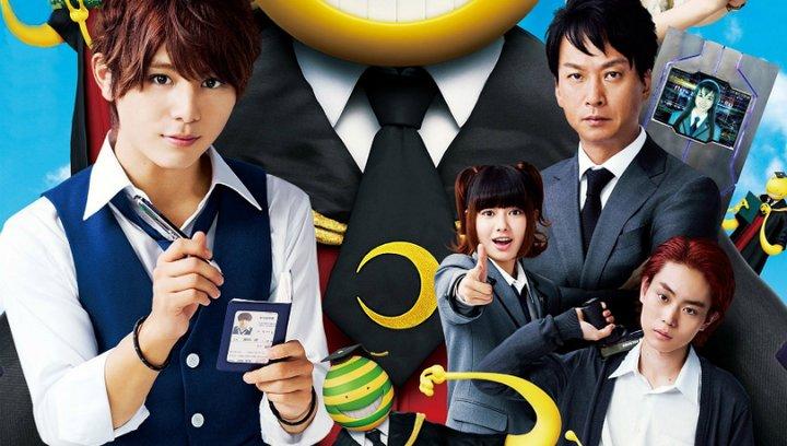 Oldboy - Death Note, Attack on Titan: Realverfilmungen von Anime-Hits (#11) Poster