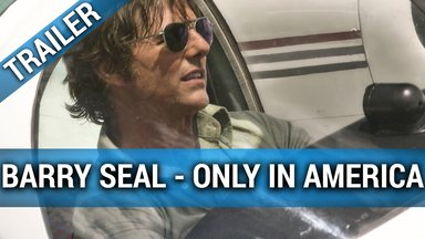 Barry Seal - Only in America Trailer