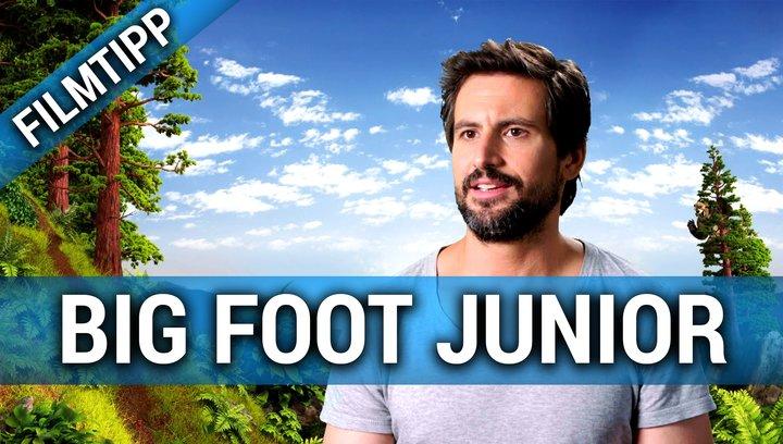 Big Foot Junior - Filmtipp Poster