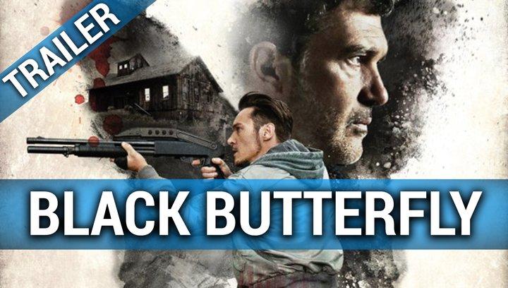 Black Butterfly - Trailer Deutsch Poster