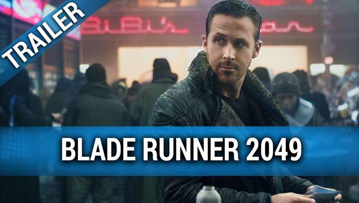 Blade Runner 2049 - Trailer Poster