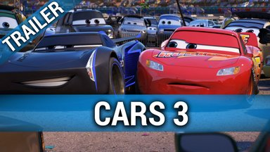Cars 3: Evolution Trailer