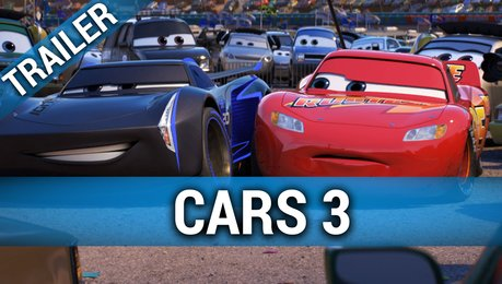 Cars 3 - Trailer Poster