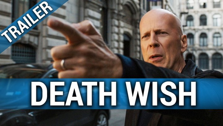 Death Wish - Trailer 2 Poster
