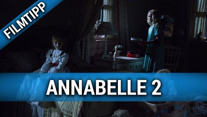 Annabelle 2 - Filmtipp Poster