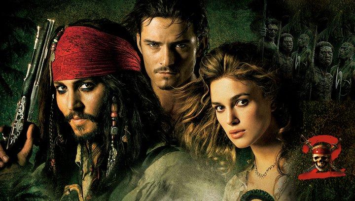 Pirates of the Caribbean - Fluch der Karibik 2 - Überschätzt: Diese Film-Hits haben die schlechtesten Fan-Bewertungen (#7) Poster