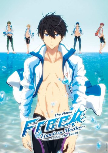 Free! - Timeless Medley #1 Poster