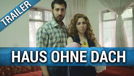Haus ohne Dach - Trailer OmU Poster
