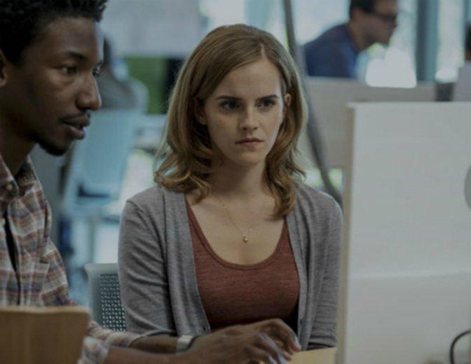 """The Circle"" Filmkritik: Szenenbild mit Emma Watson"