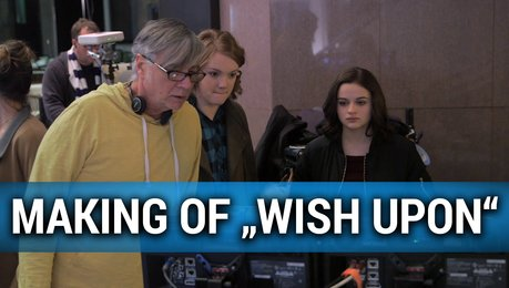 Wish Upon - Making Of (Mini) Poster