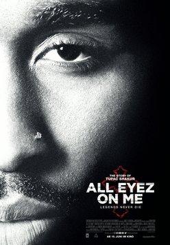 All Eyez on Me Poster