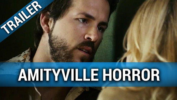 Amityville Horror - Trailer Poster