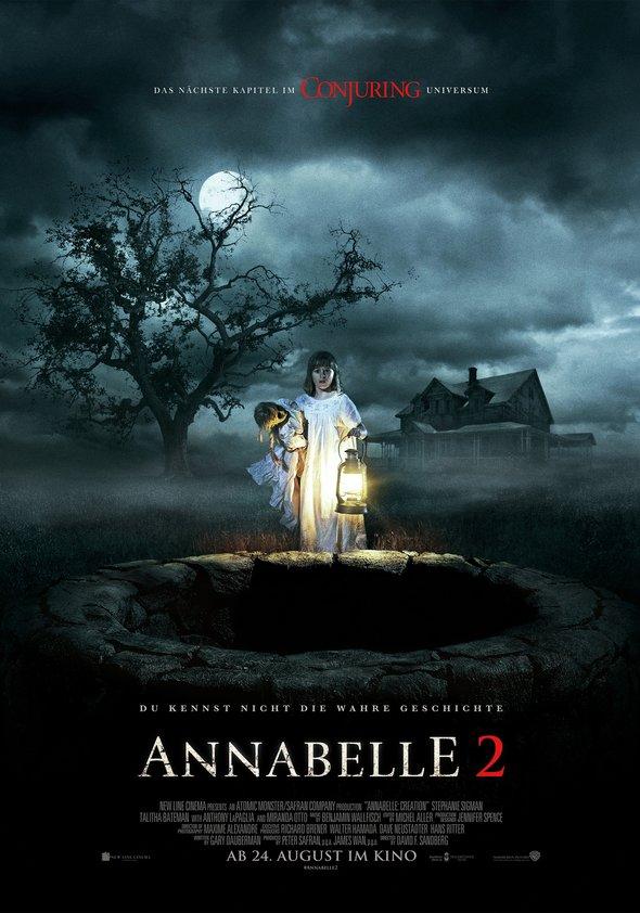 Annabelle 2 Poster