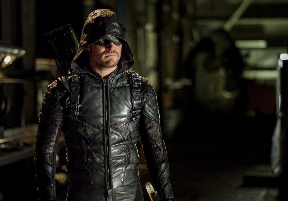 Arrow Besetzung Staffel 5