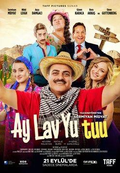 Ay Lav Yu Tuu Poster