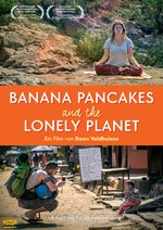 Banana Pancakes and the Lonely Planet Poster