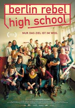 Berlin Rebel High School Poster