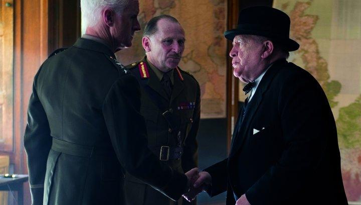 Churchill - Trailer Poster