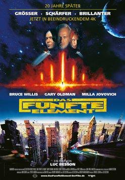 Das fünfte Element Poster
