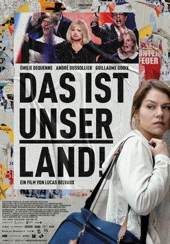 Das ist unser Land! Poster