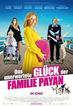 Das unerwartete Glück der Familie Payan Poster