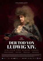 Der Tod von Ludwig XIV. Poster