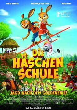 Die Häschenschule - Jagd nach dem goldenen Ei Poster