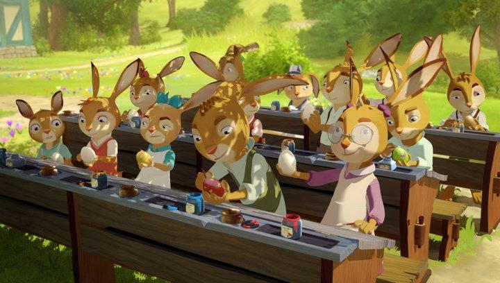 Die Häschenschule - Jagd nach dem Goldenen Ei - Trailer Deutsch Poster