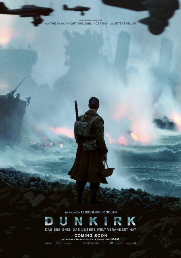 Plakat: Dunkirk
