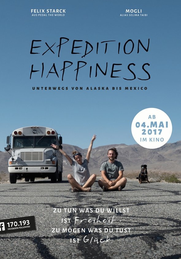 Expedition Happiness Poster