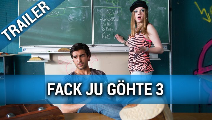 Fack Ju Göhte 3 Film 2017 Trailer Kritik Kinode