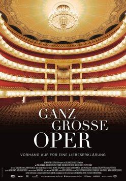 Ganz große Oper Poster