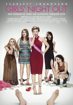 Girls' Night Out Poster