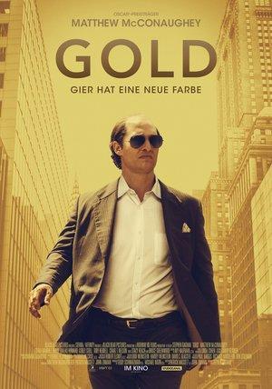 Gold - Gier hat eine neue Farbe Poster