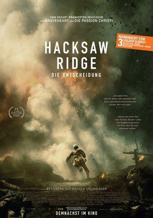 Hacksaw Ridge - Die Entscheidung Poster