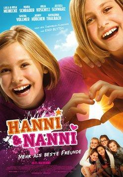 Hanni & Nanni - Mehr als beste Freunde Poster