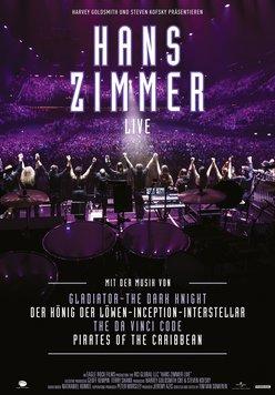 Hans Zimmer Live Poster