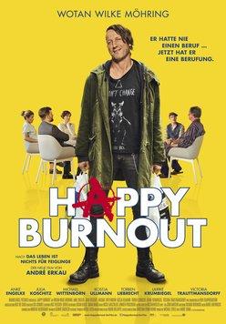 Happy Burnout Poster