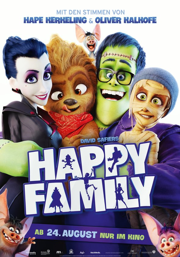Plakat: HAPPY FAMILY