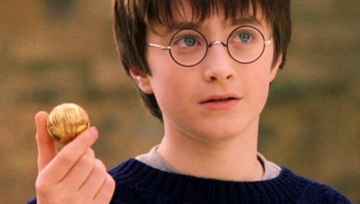 """Harry Potter und die Heiligtümer des Todes Teil 1 - """"Harry Potter"""": Künstler verwandelt die Reihe in Horrorfilme (#1) Poster"""