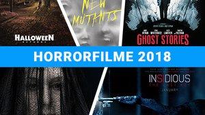 Neue Horrorfilme 2018: Vorschau auf die 13 besten Kinostarts in Deutschland & USA
