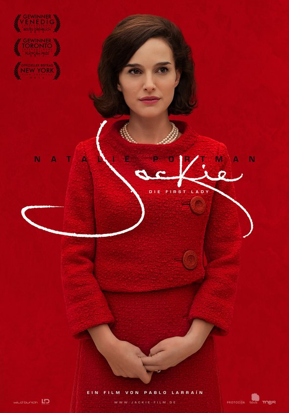 Jackie: Die First Lady Poster