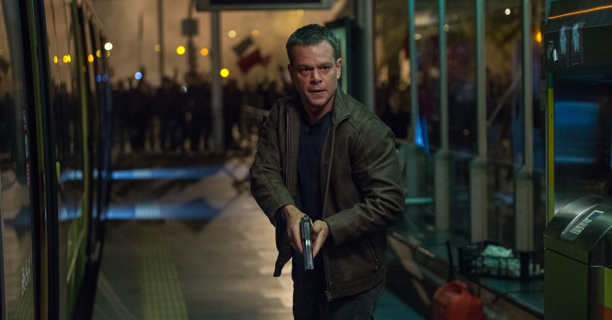 Jason Bourne Fsk
