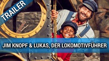 Jim Knopf & Lukas der Lokomotivführer Trailer