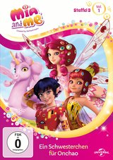 Mia and Me - Staffel 3, Vol. 1 Poster