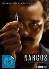 Narcos - Die komplette Staffel Zwei Poster