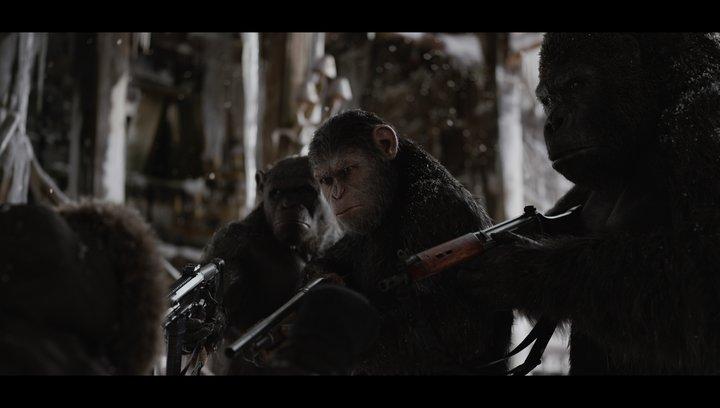 Planet der Affen: Survival - Trailer 4 - Deutsch.mp4 Poster